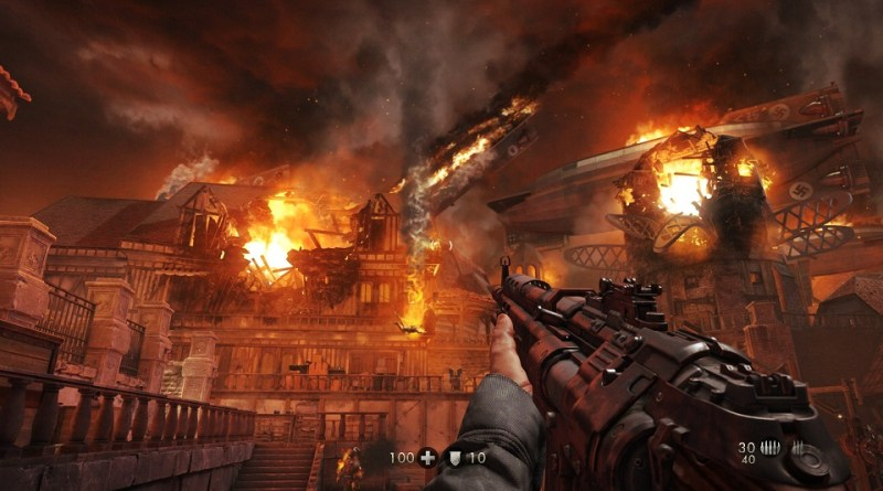 The Gaming Outsider Podcast: Episode 015 - Wolfenstein: The Old