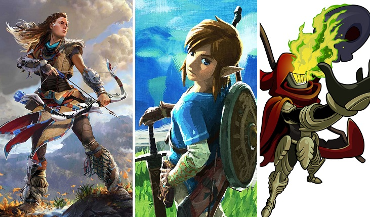 The Gaming Outsider Podcast – Zelda: Breath of the Wild & Launch Stores: Episode 135