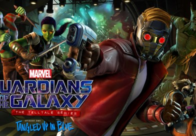 """""""Telltale's Guardians of the Galaxy Ep 1"""" Review – Tangled Up In Blue"""