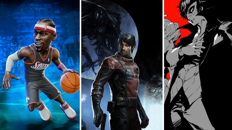 The Gaming Outsider Podcast – Episode 144: Prey, NBA Playgrounds & Puzzle Favorites