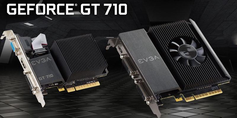 EVGA GT 710