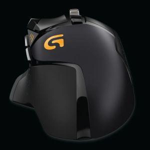 Logitech G502 Proteus Spectrum Gaming Mouse 2