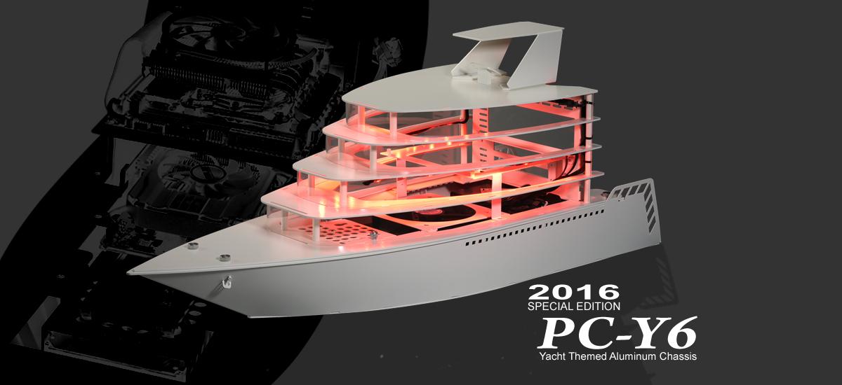 Lian Li PC-Y6 Yacht Case