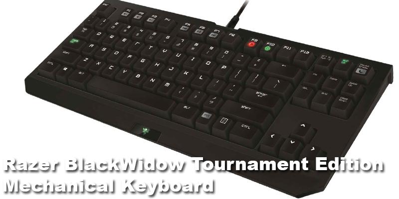 Razer BlackWidow Tournament Edition