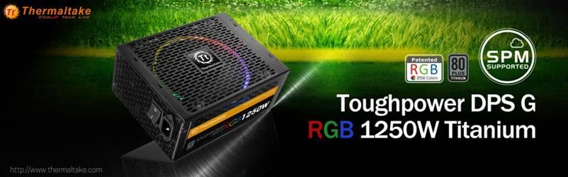 Thermaltake Toughpower DPS G RGB 1250W Titanium (2)