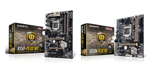 gigabyte workstation