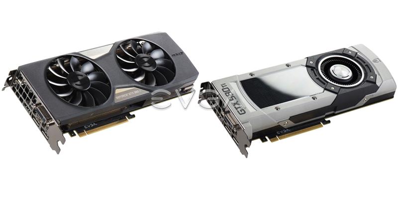 EVGA GeForce GTX 980 Ti VR EDITION
