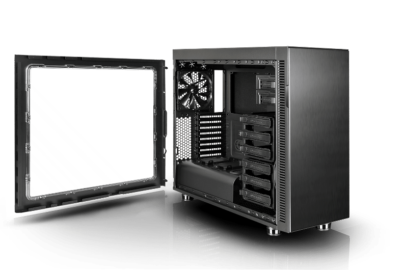 Thermaltake Suppressor F51 Power Cover Edition Mid-Tower Chassis