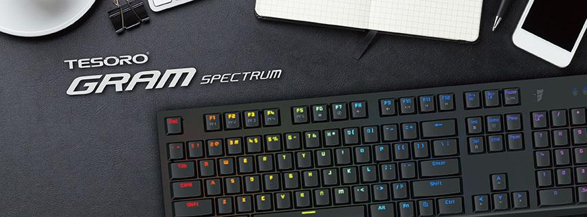 Tesoro Gram Spectrum