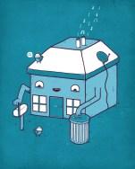 cool-funny-graphic-design-chicquero-house-music