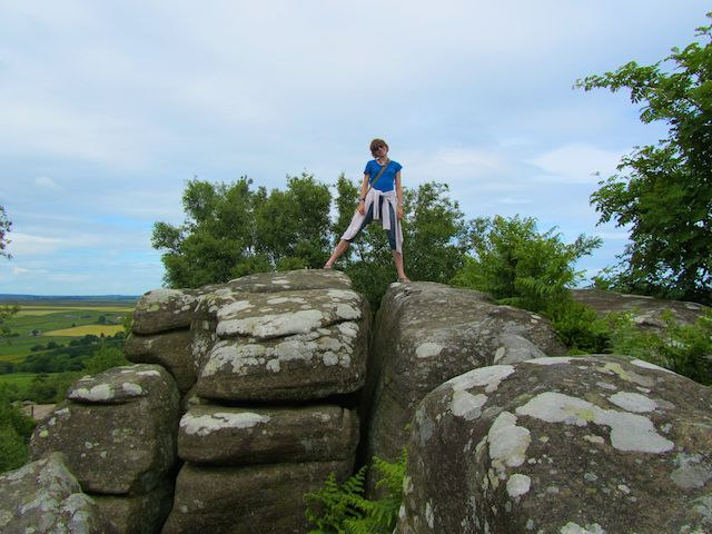 Top 5 Yorkshire Days Out - Brimham Rocks