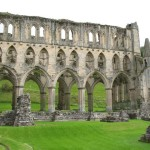Top 5 Yorkshire Days Out - Rievaulx Abbey
