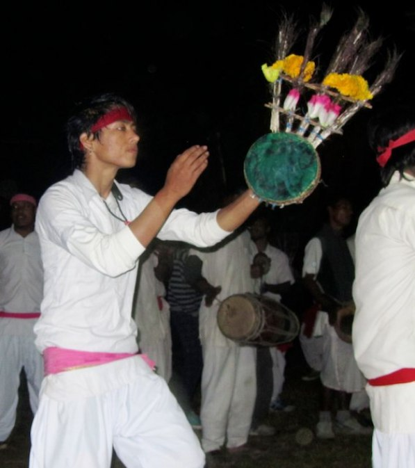 plan my gap year ideas: traditional dance Nepal