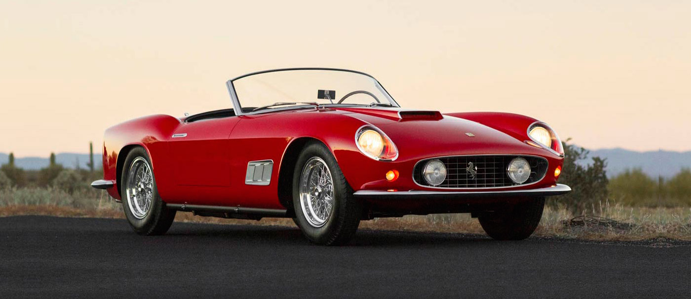 Ferrari - The Garage