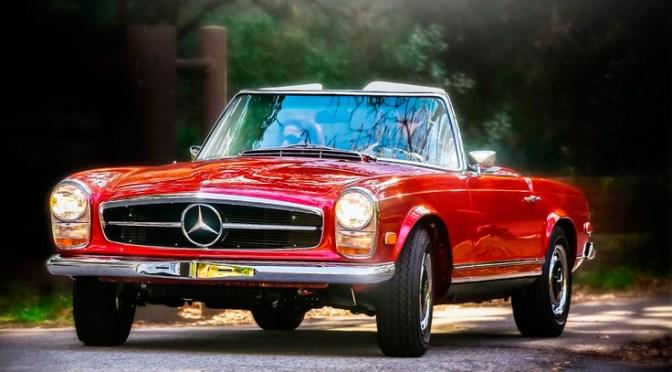 1967 Mercedes-Benz 230 SL - Pagoda