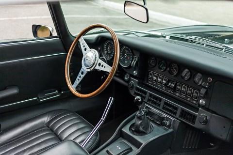 1972 Jaguar E-type V12