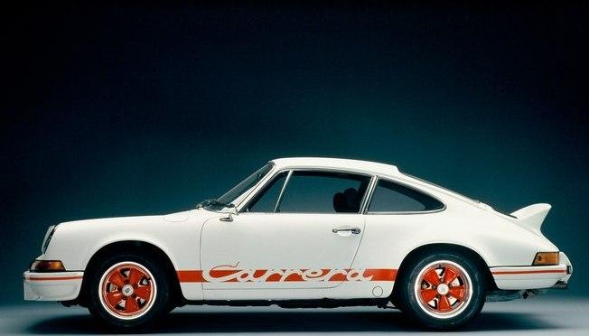 Porsche 911 Carrera RS: Melhor que a Bovespa