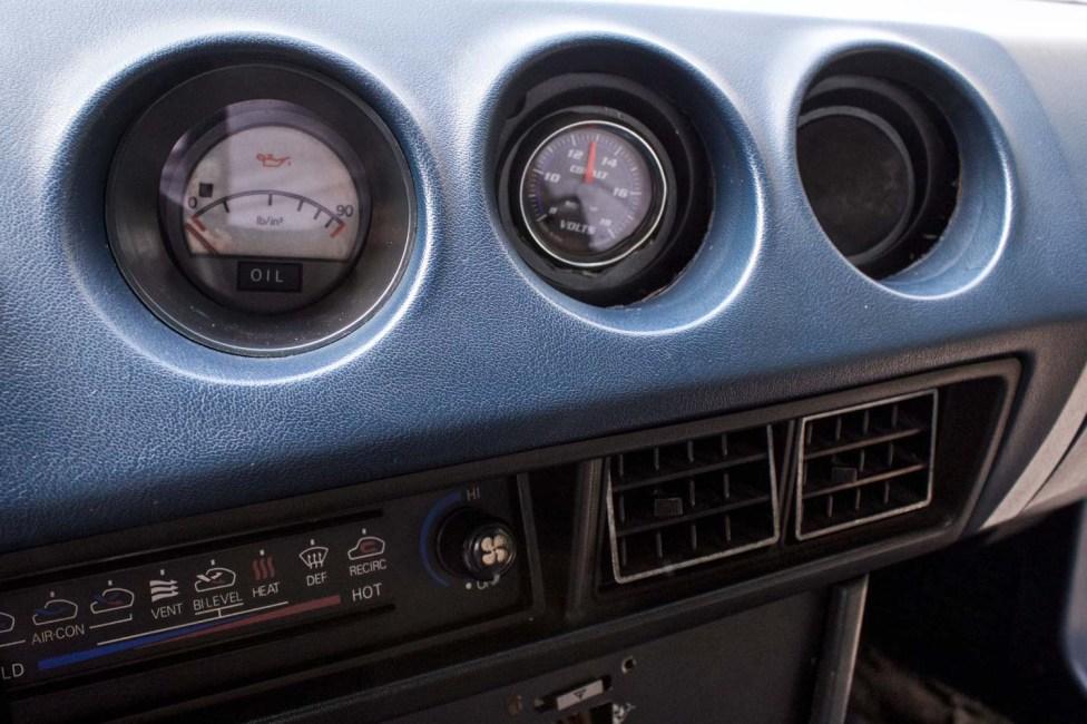 1980 Nissan Datsun 280ZX Painel