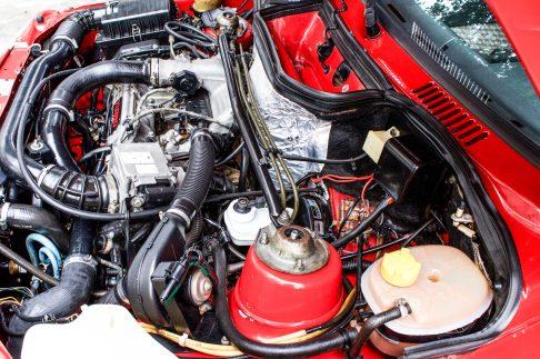 1994 Motor fiat uno turbo