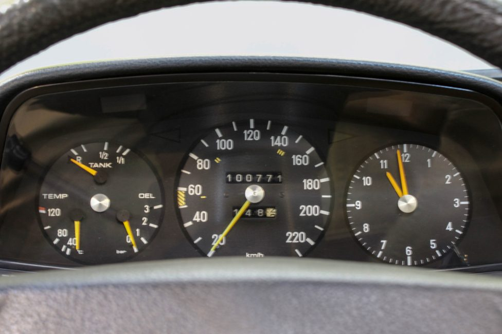 1978 Mercedes Benz 280CE