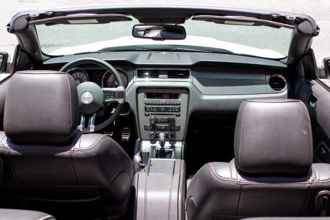 2010 Mustang GT Conversível com supercharger