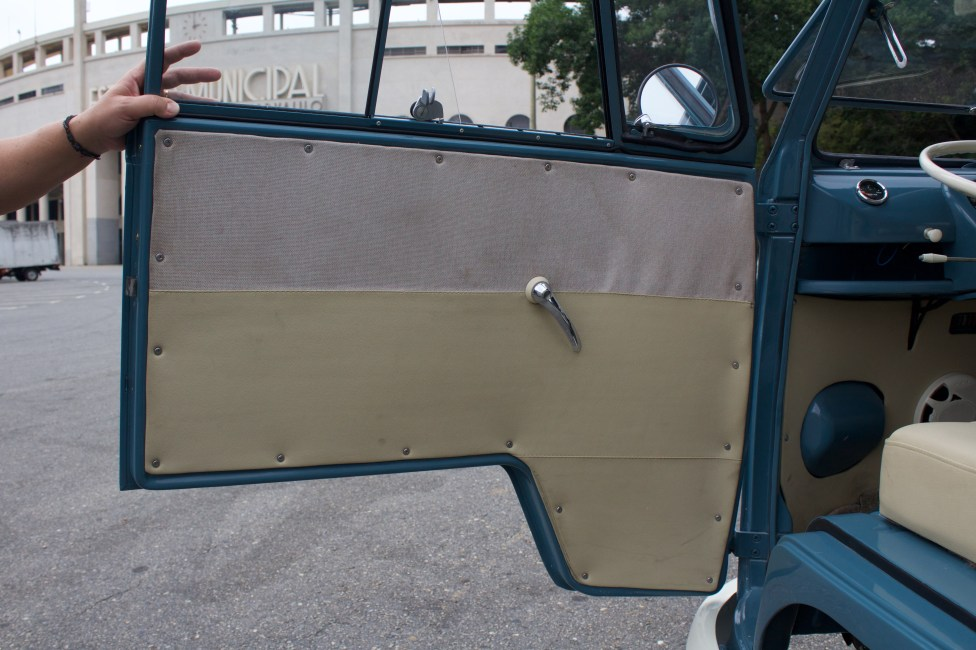 1962 VW kombi Alemã cabine dupla A VENDA