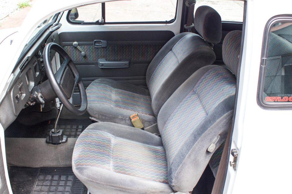 1996 VW Fusca Série Ouro