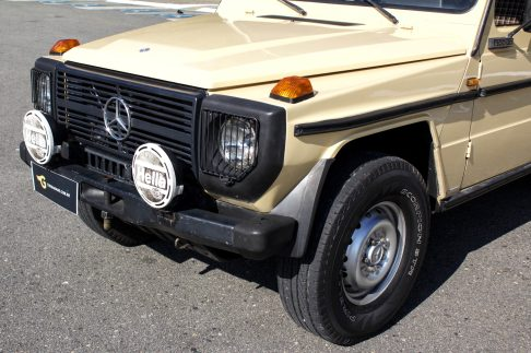 1981-MercendesBenz-300GD-Thegarage