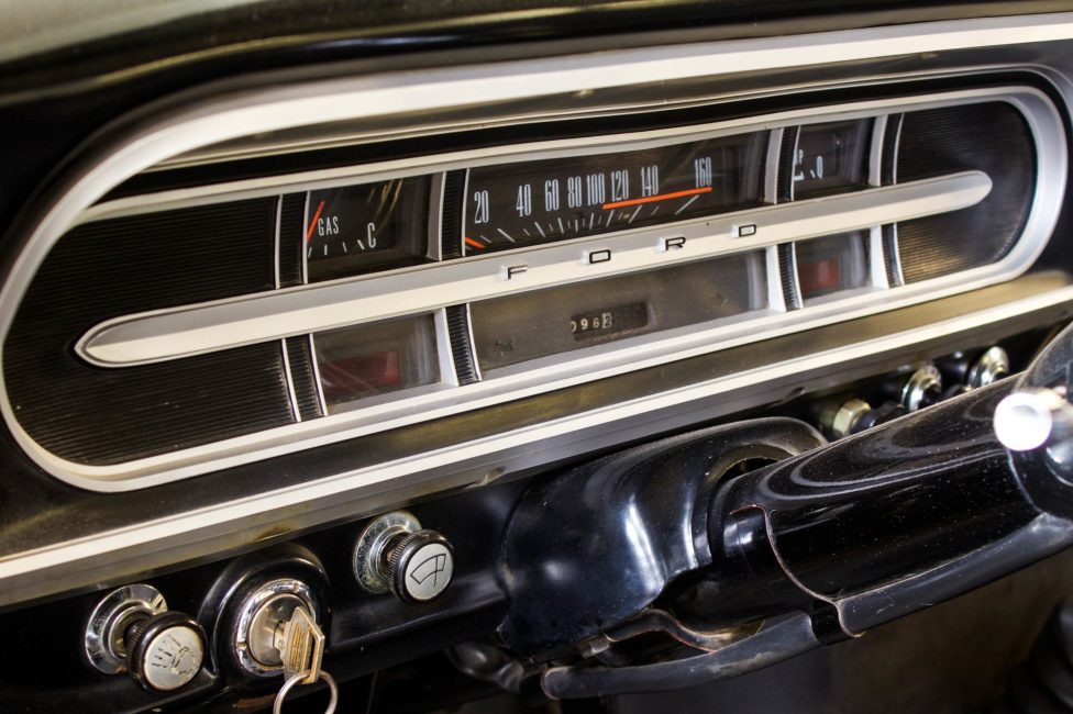 1980 Ford F-100 painel