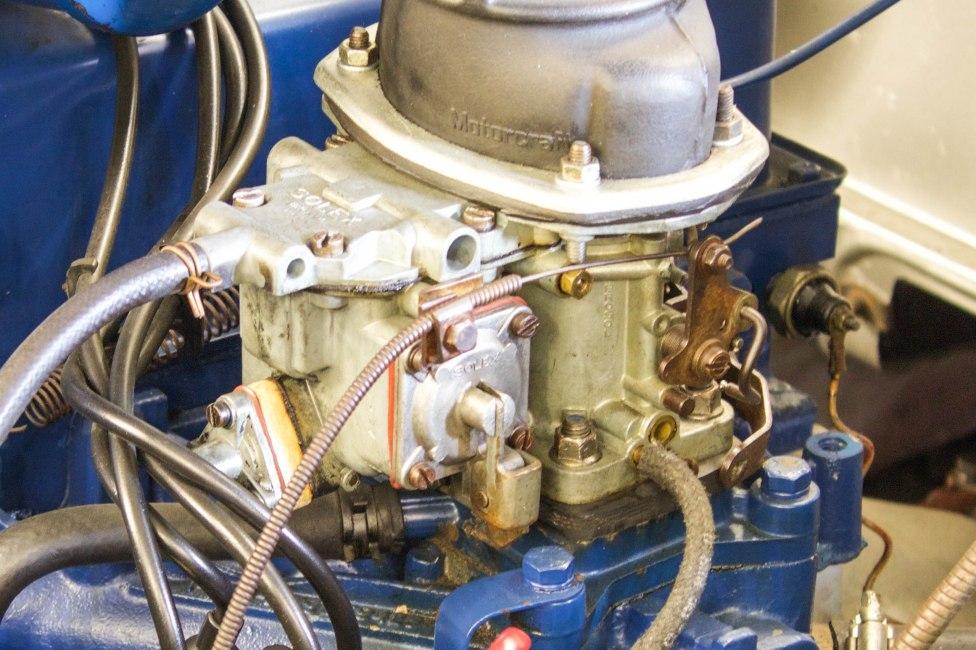 1980 Ford F-100 carburador motorcraft original