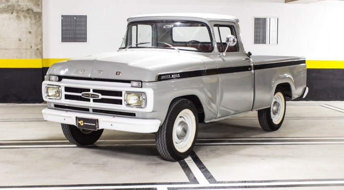 1968 ford f-100-twin i-beam a venda