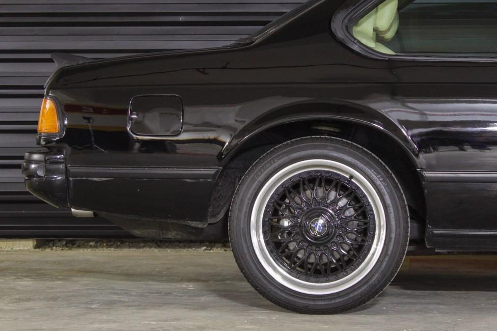 1978 BMW 635CS E24