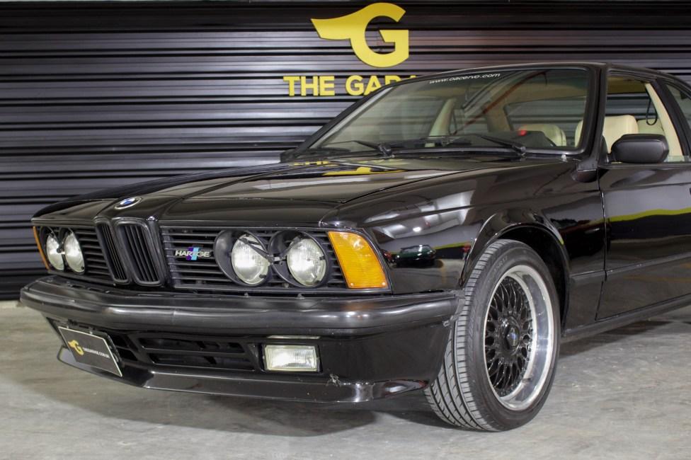 1978 BMW 635CS E24 Hartge