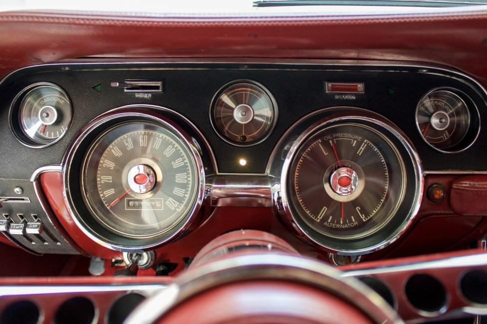1967 ford mustang hardtop loja de carros classicos
