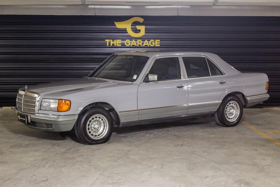 1985-mercedes-benz-280s-carro-antigo-the-garage