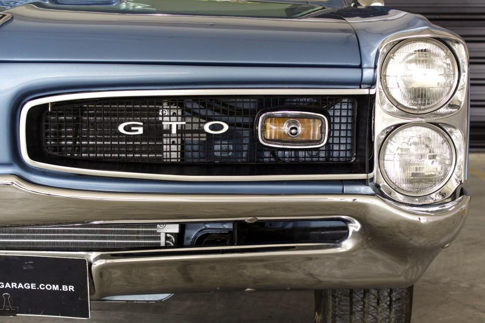1966 Pontiac GTO A VENDA CARROS ANTIGOS