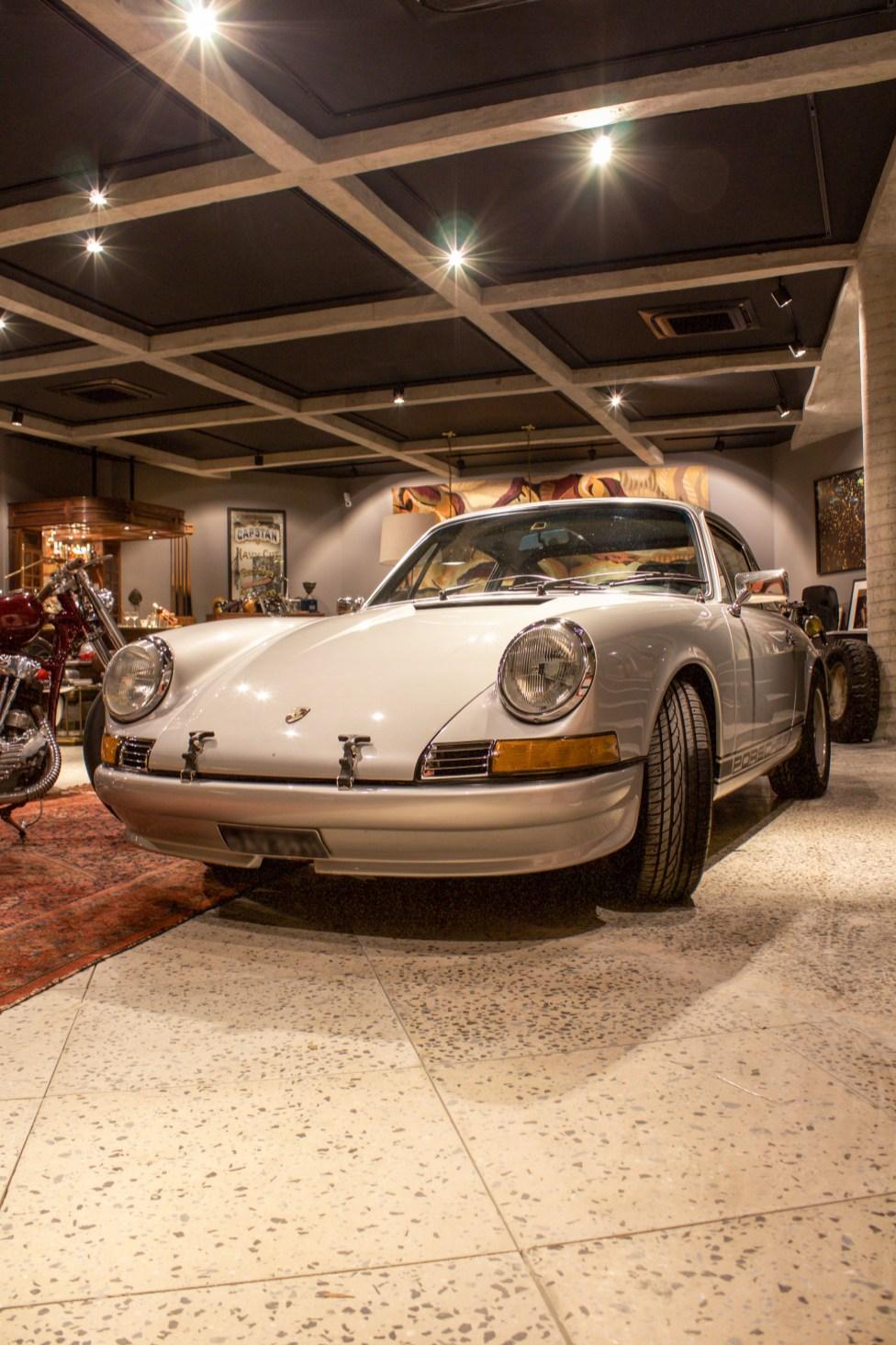 1973 Porsche 911T motor 3.2 Euro