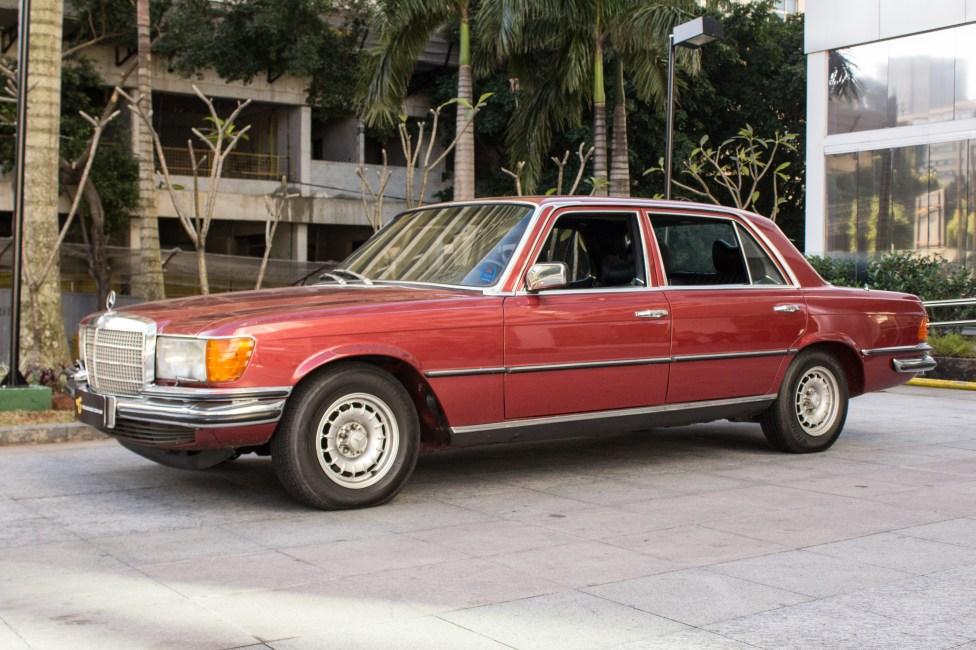1979 Mercedes Benz 450SEL 6.9