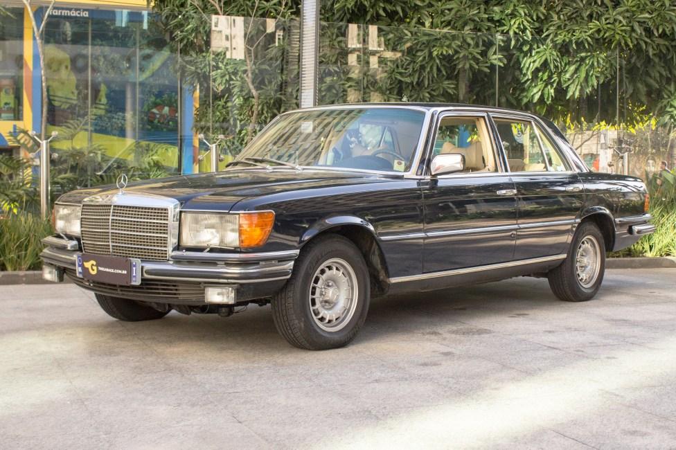 1979 Mercedes Benz 450SE