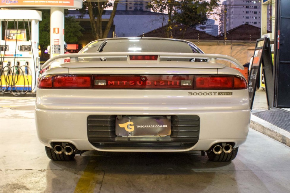 1993 Mitsubish 3000GT Vr4