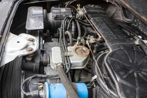1973 Volkswagen SP2