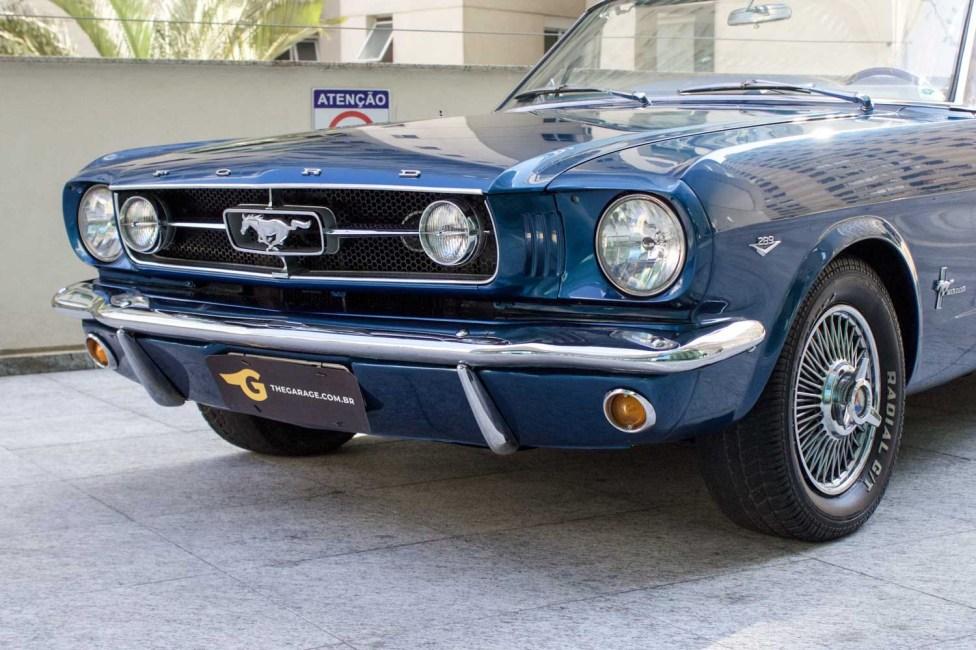 1965 Ford Mustang Conversível1965 Ford Mustang Conversível