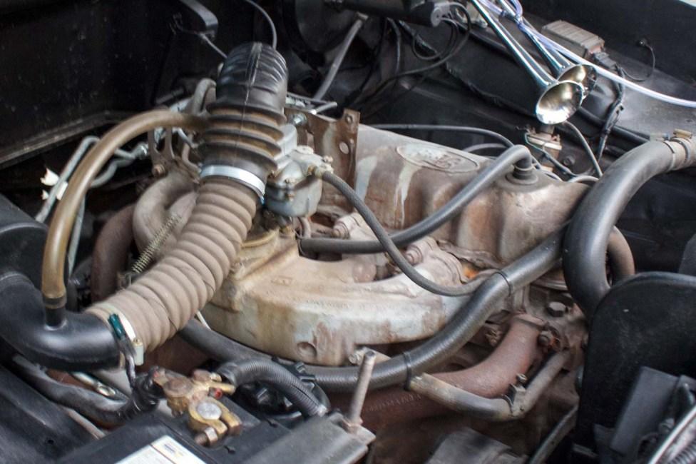 1977 Ford F100 A VENDA