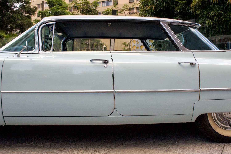 1959 Cadillac De Ville 4 Portas Sem Coluna A VENDA