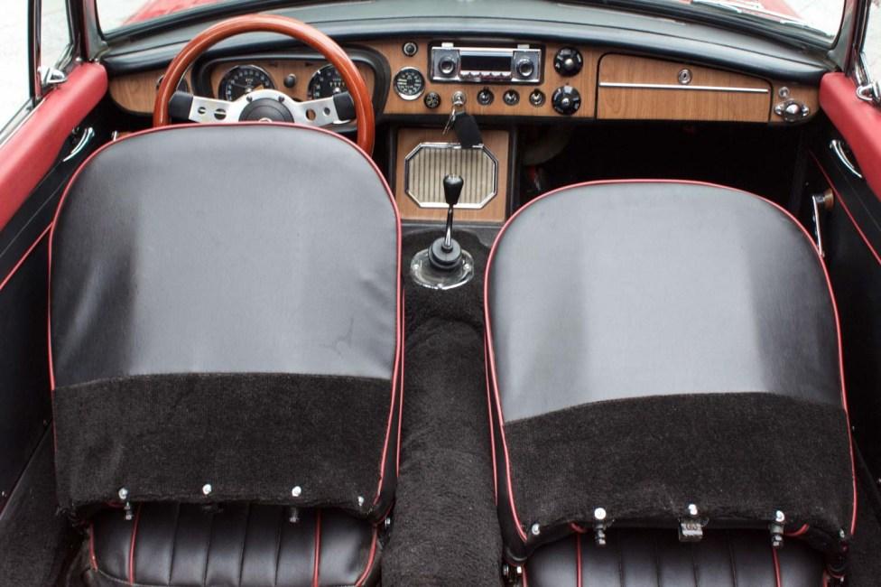 1966 MG MGB Roadster Conversível