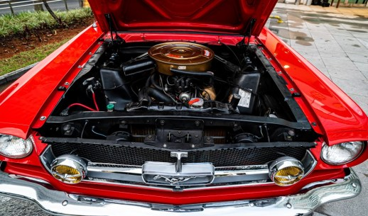 1965 Ford Mustang Fastback 2 + 21965 Ford Mustang Fastback 2 + 2