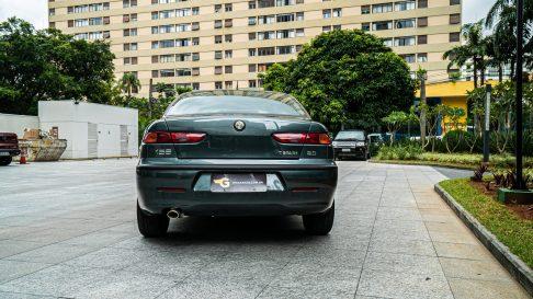 1999 Alfa Romeo 156 Twin Spark 2.0