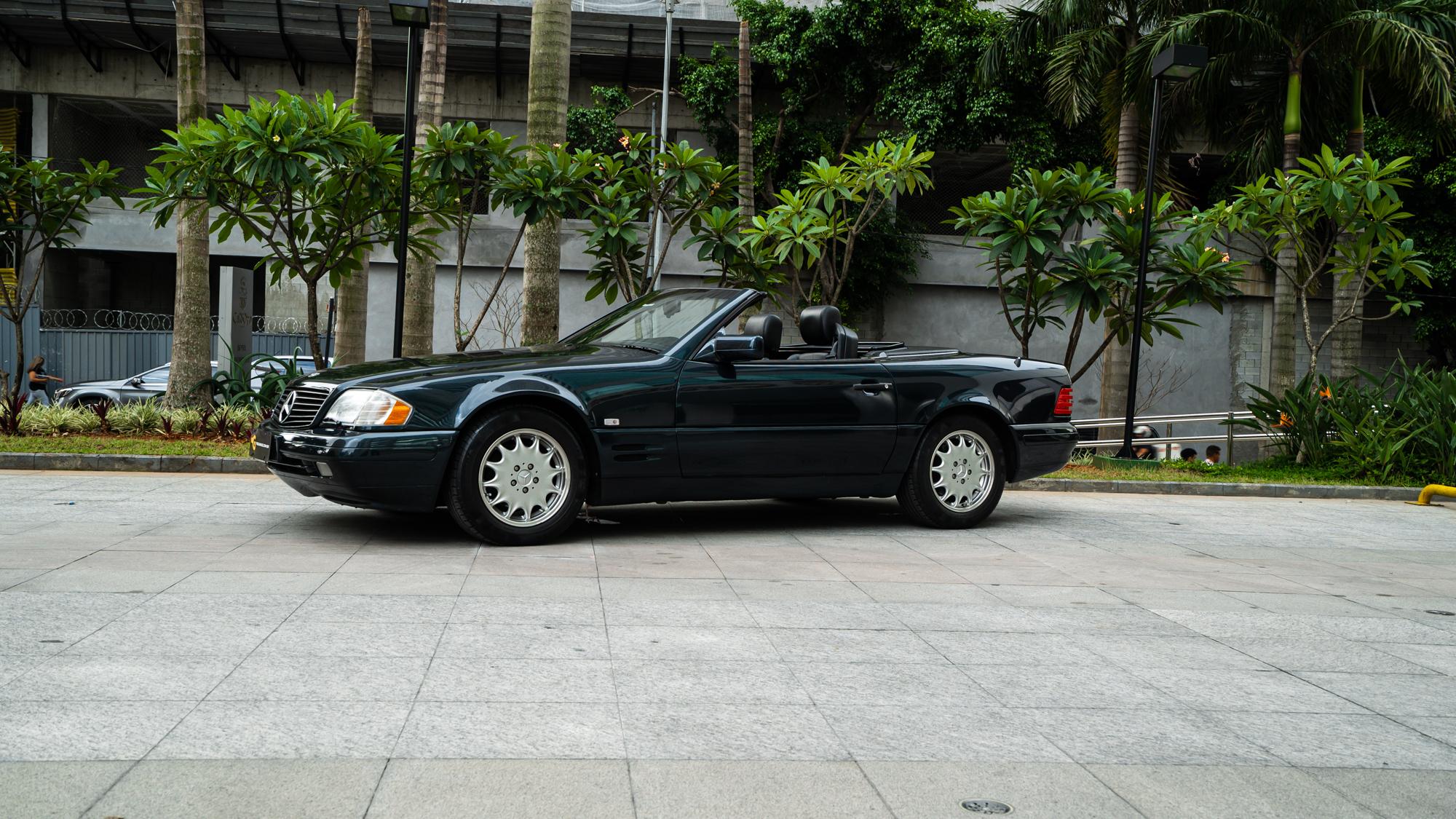 1997 Mercedes Benz SL320 Conversível