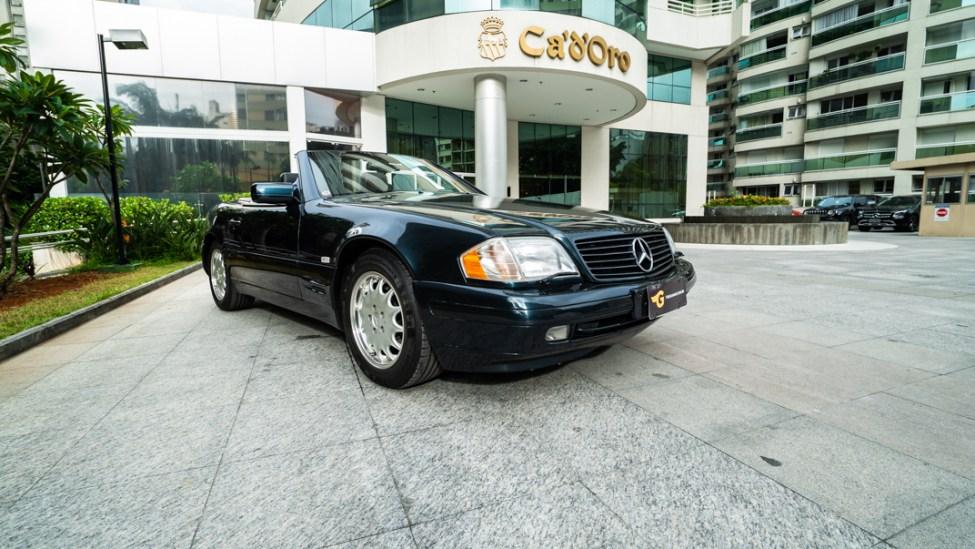 Mercedes-Benz SL 320 à venda