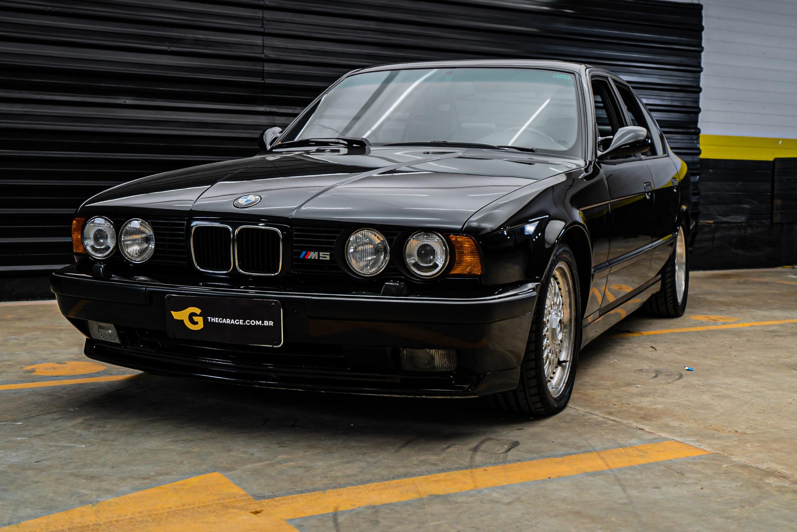 1994 BMW M5 E34